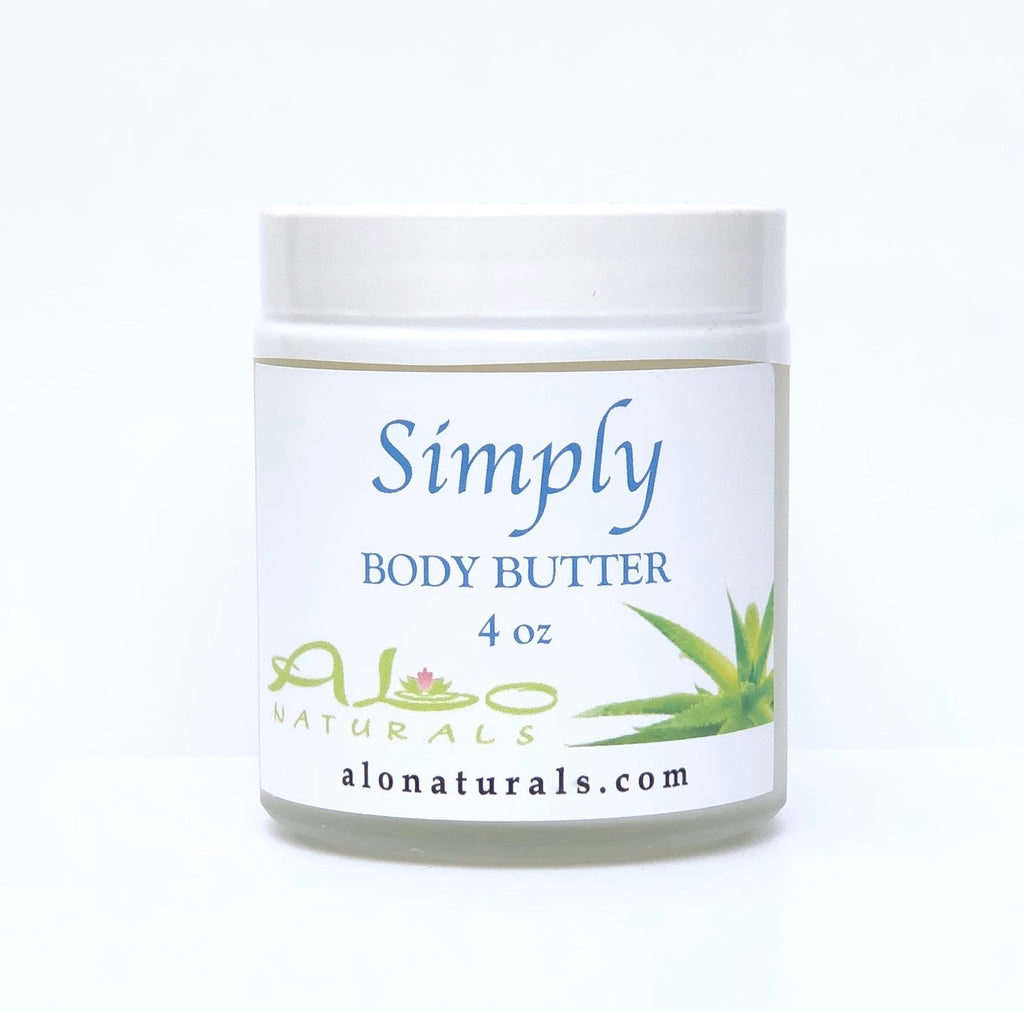 All natural Eucalyptus scented body butter.  Formulated to heal and hydrate skin.  4oz jar.