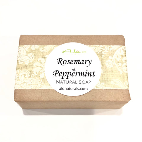 Rosemary & Peppermint - NEW!