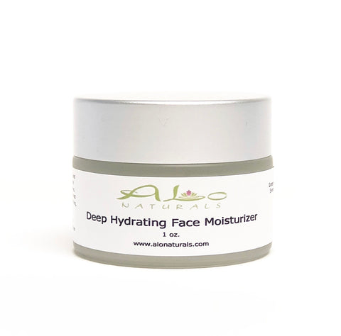 Deep Hydrating Face Moisturizer