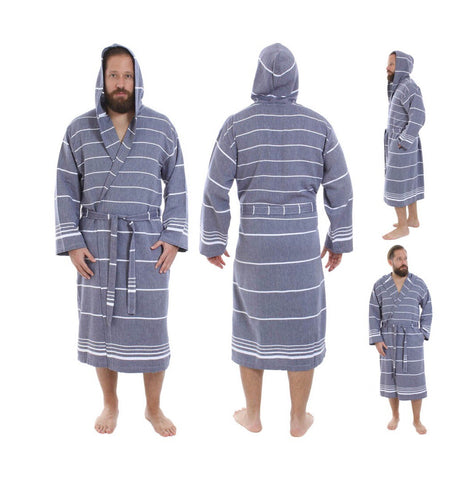 Sport Pestemal Bathrobe
