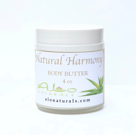 Natural Harmony Body Butter