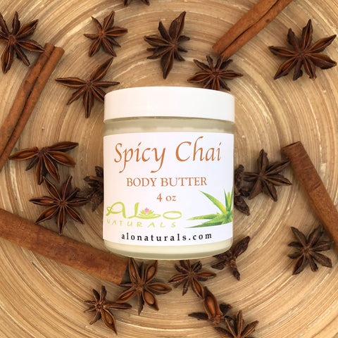 Spicy Chai Body Butter
