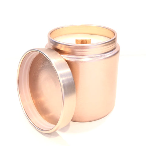 Rose Gold Tin