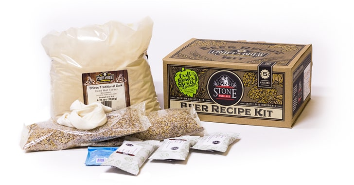 5 Gallon Recipe Kit - Craft a Brew