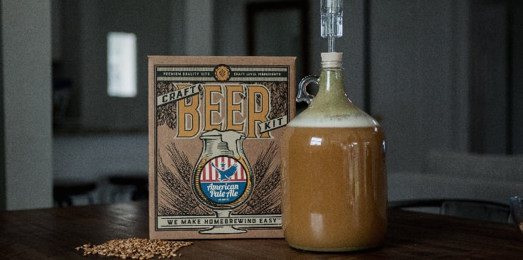 home beer brewing kits Image 1