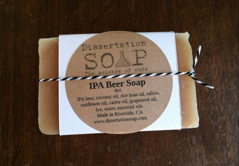 Craft Beer Soap