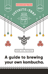 Guide to Brewing Kombucha
