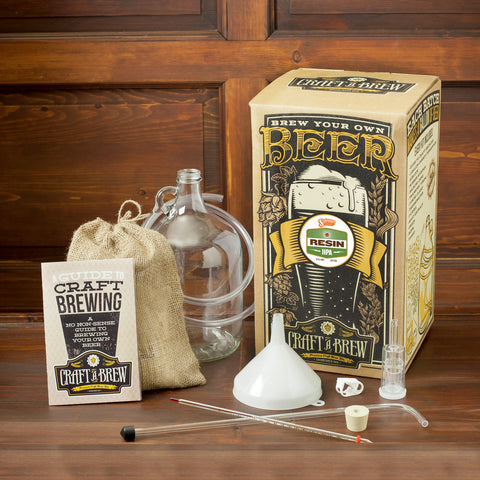 Craft beer spotlight the double ipa craft a brew home for Craft beer brewing kit