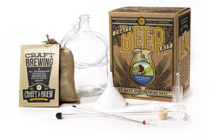 Make Your Own Beer - Craft a Brew