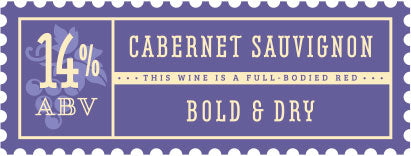 Craft a Brew - Cabernet Saugignon Wine Kit Stamp