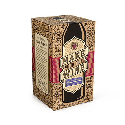 Craft a Brew - Cabernet Saugignon Wine Kit