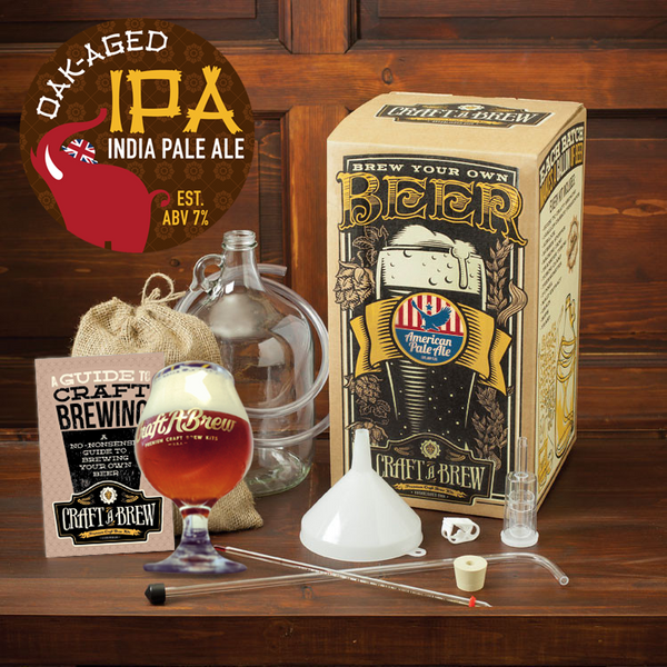 Beer Making Kit and Home Brewing Gift Package