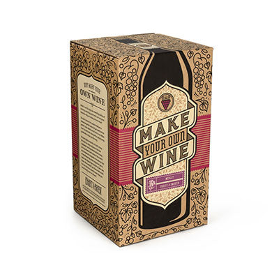 Craft a Brew - Merlot Wine Kit