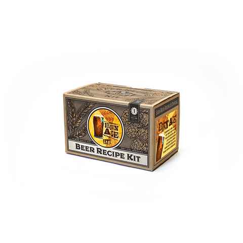 Brown Ale Beer Recipe Kit