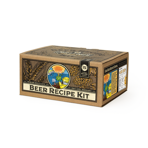 New England IPA 5 Gallon Beer Recipe Kit