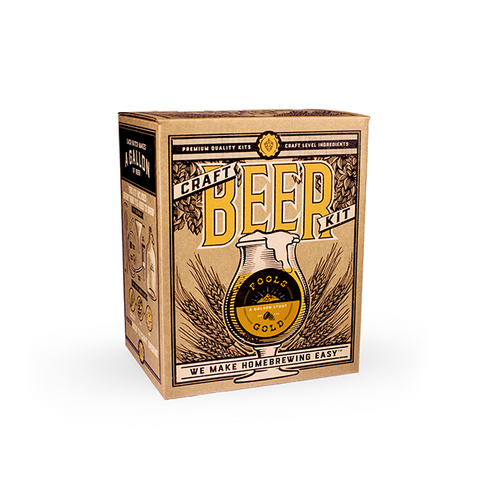 Fool's Gold: a Golden Stout Brew Kit