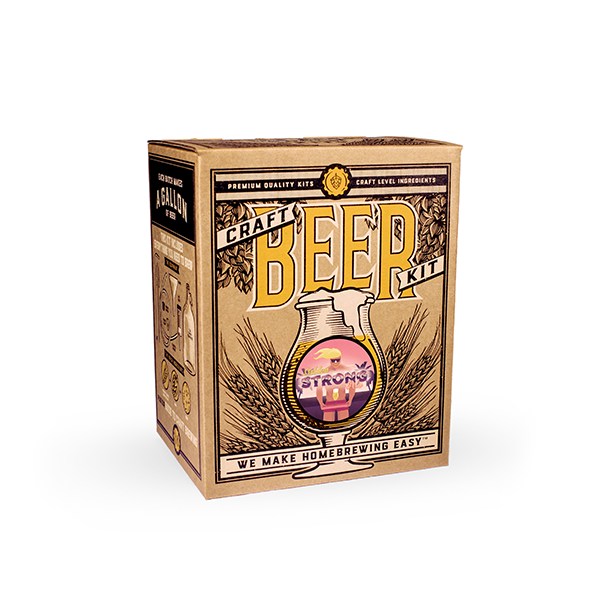 Golden Strong Ale Brew Kit
