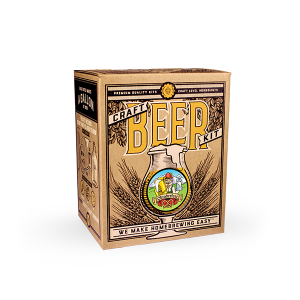Beer making kit supplies craft a brew oktoberfest ale for Craft a brew catalyst