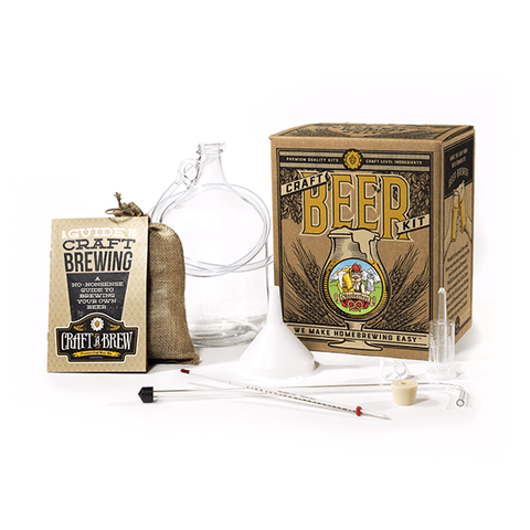 Oktoberfest Ale Home Beer Brewing Kit