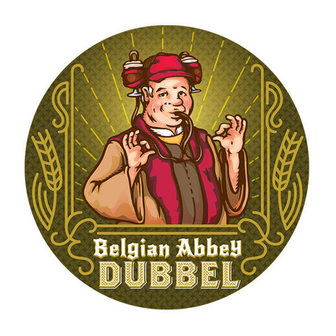 Belgian Abbey Dubbel 5 Gallon Beer Recipe Kit