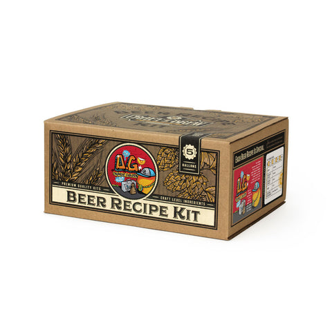 O.G. Orange Golden Beer Recipe Kit (5 Gallon)