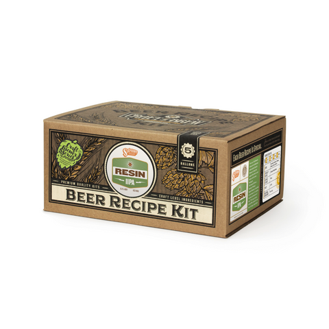 Sixpoint Resin IIPA (Sixpoint Brewery) 5 Gallon Beer Recipe Kit