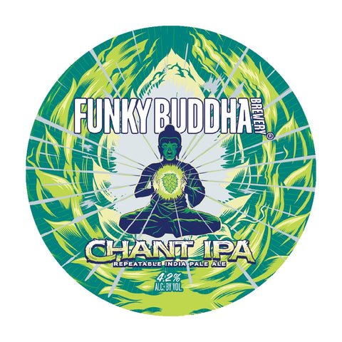 Funky Buddha Chant IPA Beer Recipe Kit (5 Gallon)