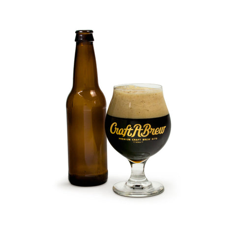 Craft A Brew Beer Glass