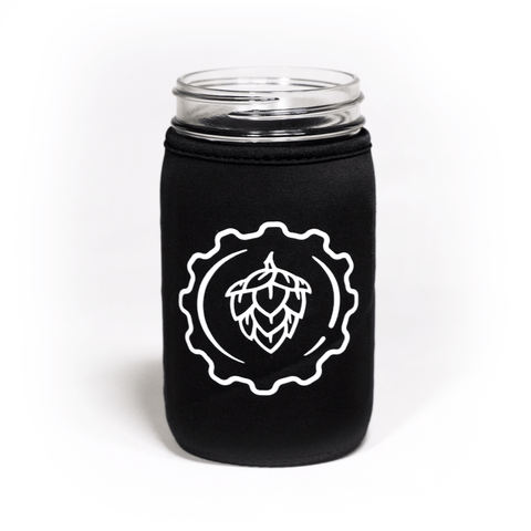 Mason Jar Neoprene Cover
