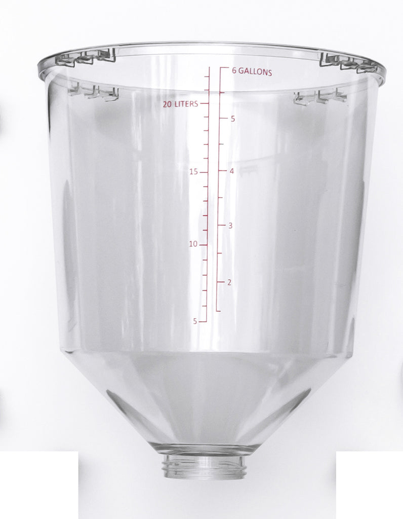 Tank for the Catalyst Fermentation System