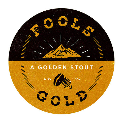 Fool's Gold: a Golden Stout Beer Recipe Kit