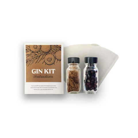 Gin Recipe Kit