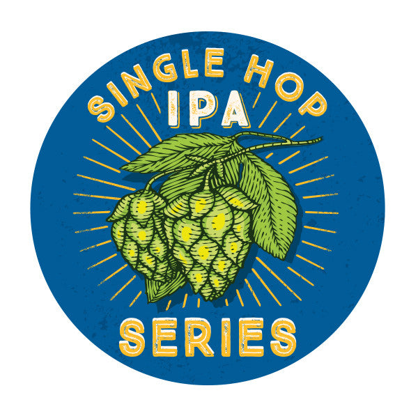 Single Hop IPA Beer Recipe Kit (5 Gallon)