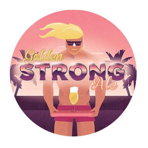 Golden Strong Ale Beer Recipe Kit (5 Gallon)