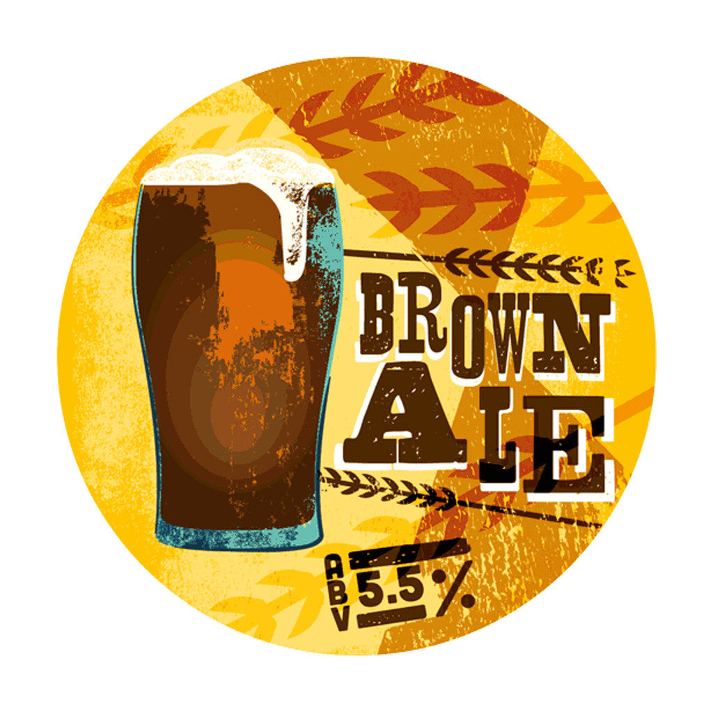 Brown Ale (5 Gallon)
