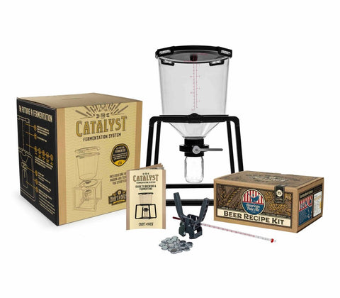 5 Gallon Beer Kit - New Brewer Starter Kit