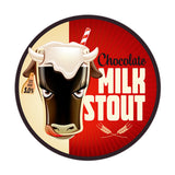 Chocolate Milk Stout 5 Gallon Beer Recipe Kit