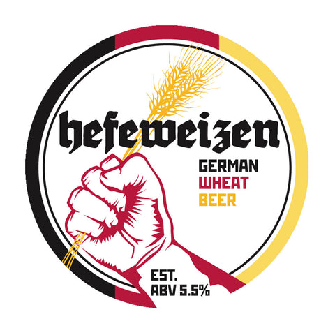 Hefeweizen Beer Recipe Kit (5 Gallon)