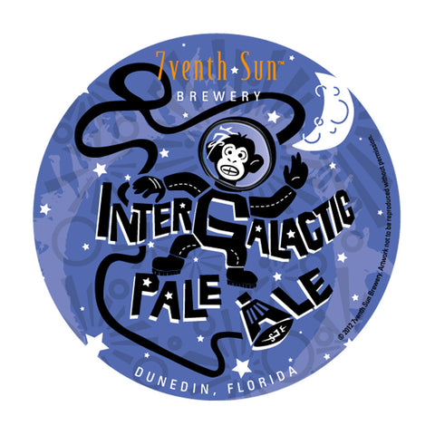 Intergalactic Pale Ale (Seventh Sun Brewing)