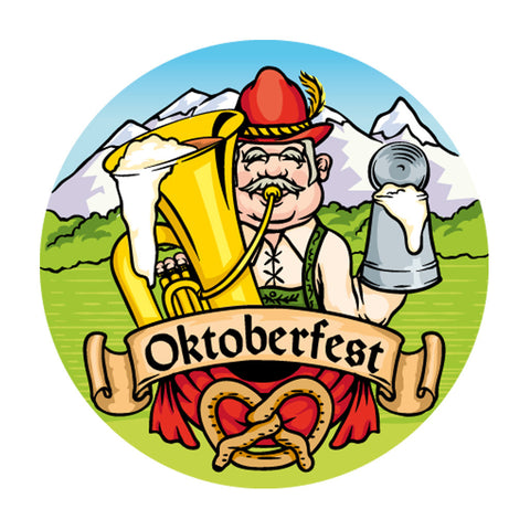 Oktoberfest Ale Beer Recipe Kit (5 Gallon)