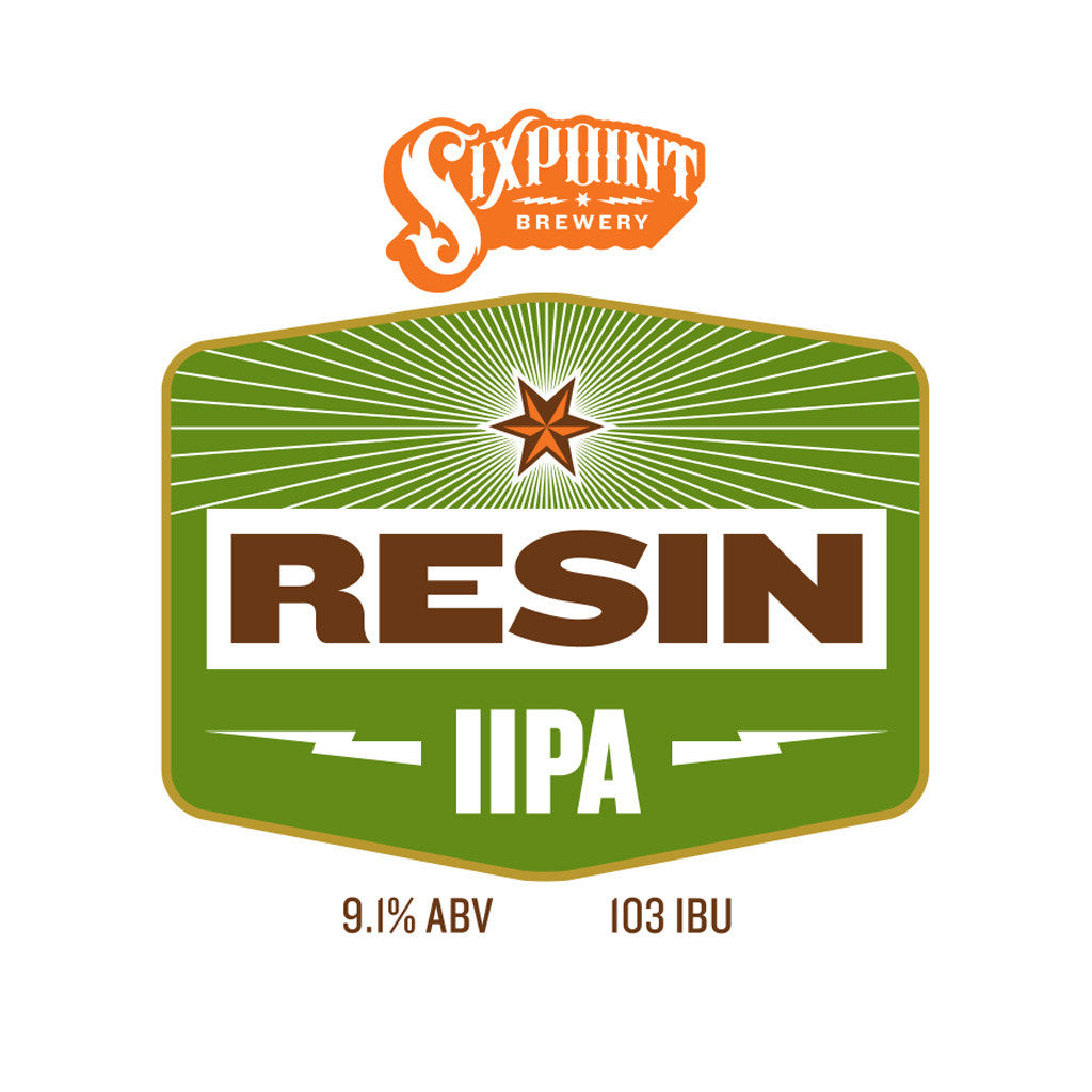 Sixpoint Resin IIPA (Sixpoint Brewery)