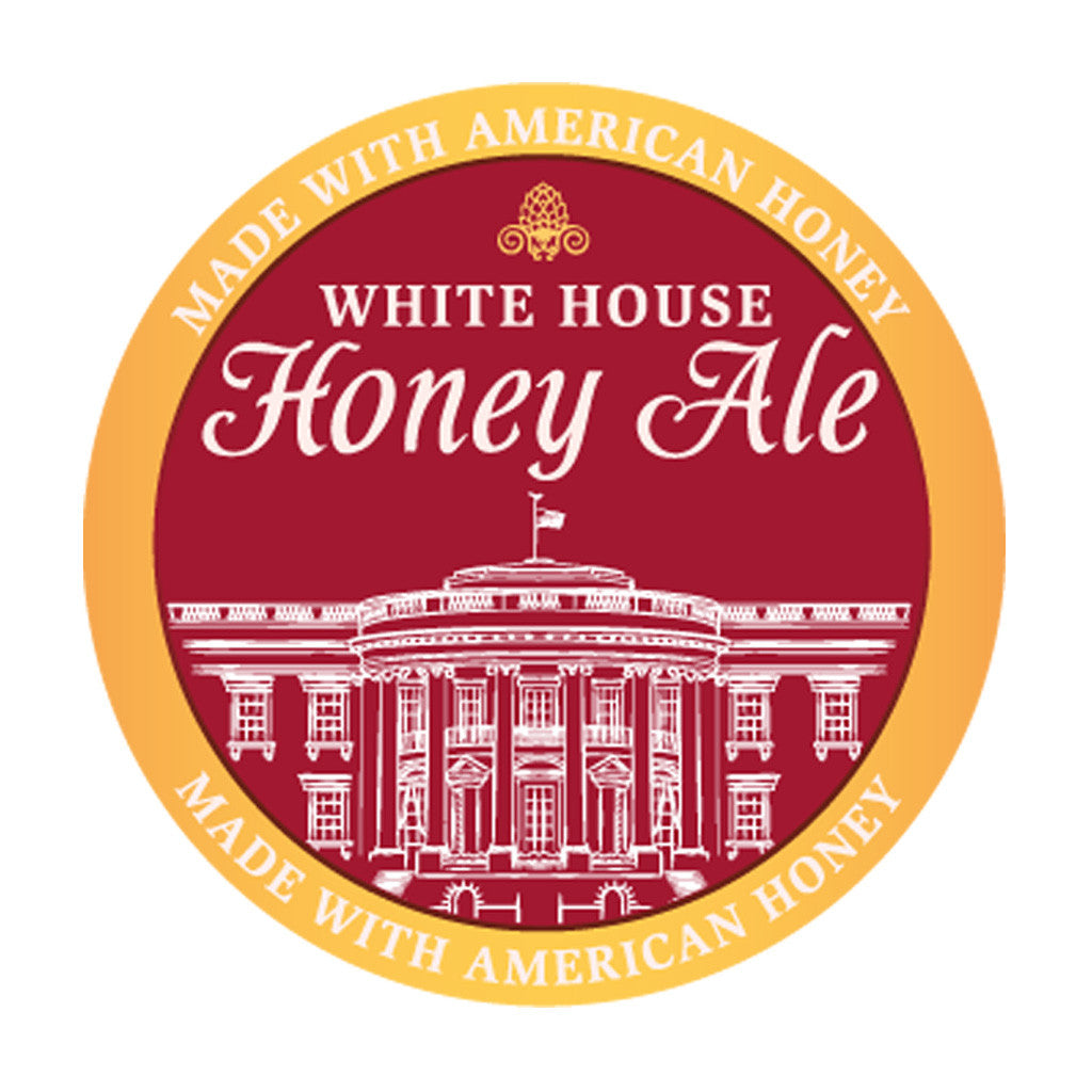 White House Honey Ale Beer Recipe Kit