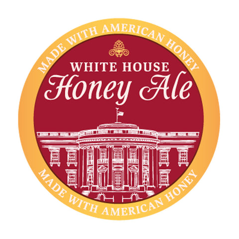 White House Honey Ale 5 Gallon Beer Recipe Kit