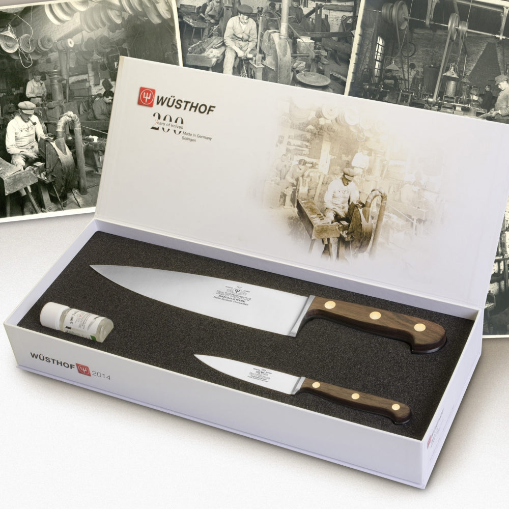Wusthof 200th Anniversary 2 Piece Knife Set 1814-200