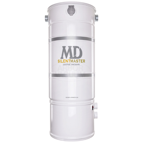 MD SilentMaster Central Vacuum