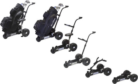 Golf Glider Classic Lite Trolley 18 Hole Lithium Battery