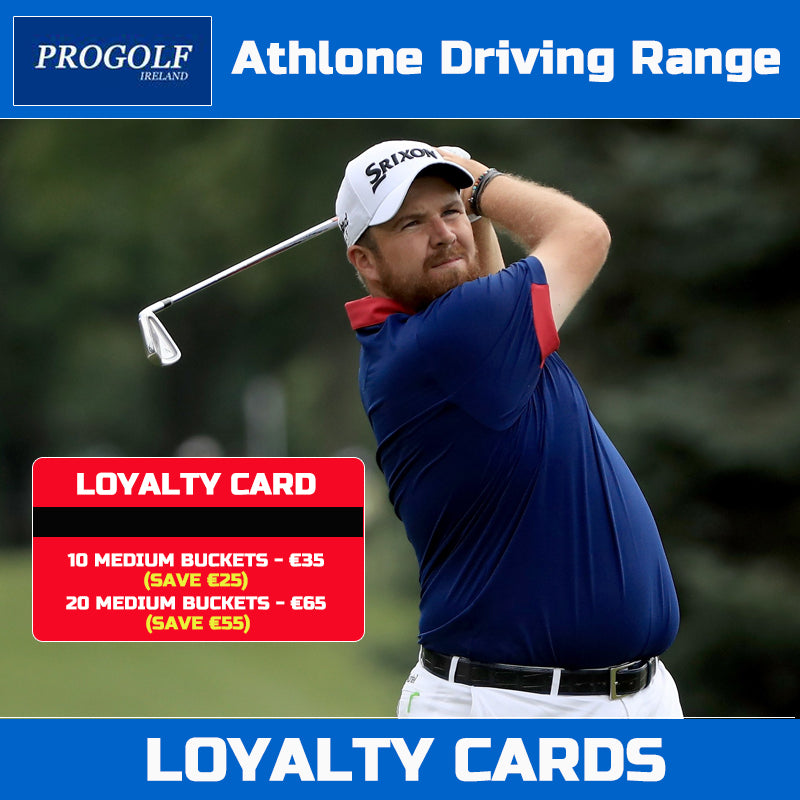 Loyalty Card for Athlone Driving Range
