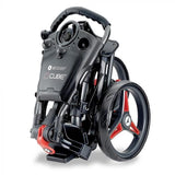 Motocaddy New Cube Push Trolley Red 2020