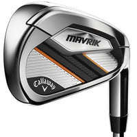 Callaway Mavrik 7 Steel Irons 4-PW  Mens Left Hand