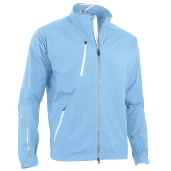 Zero Restriction Gents Power Torque Waterproof Jacket Atlantic